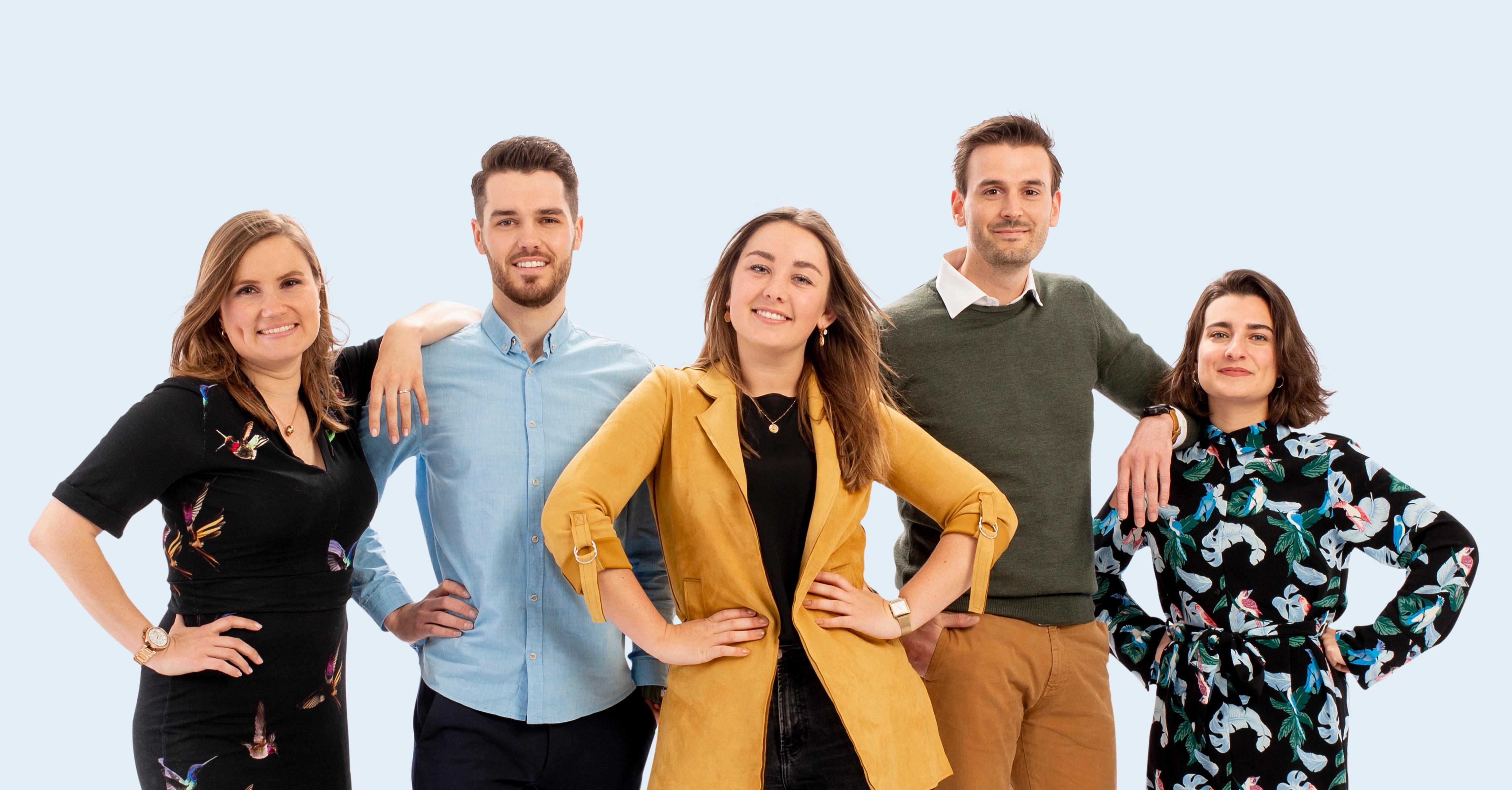 Jong talent als kartrekker van digitale verandering