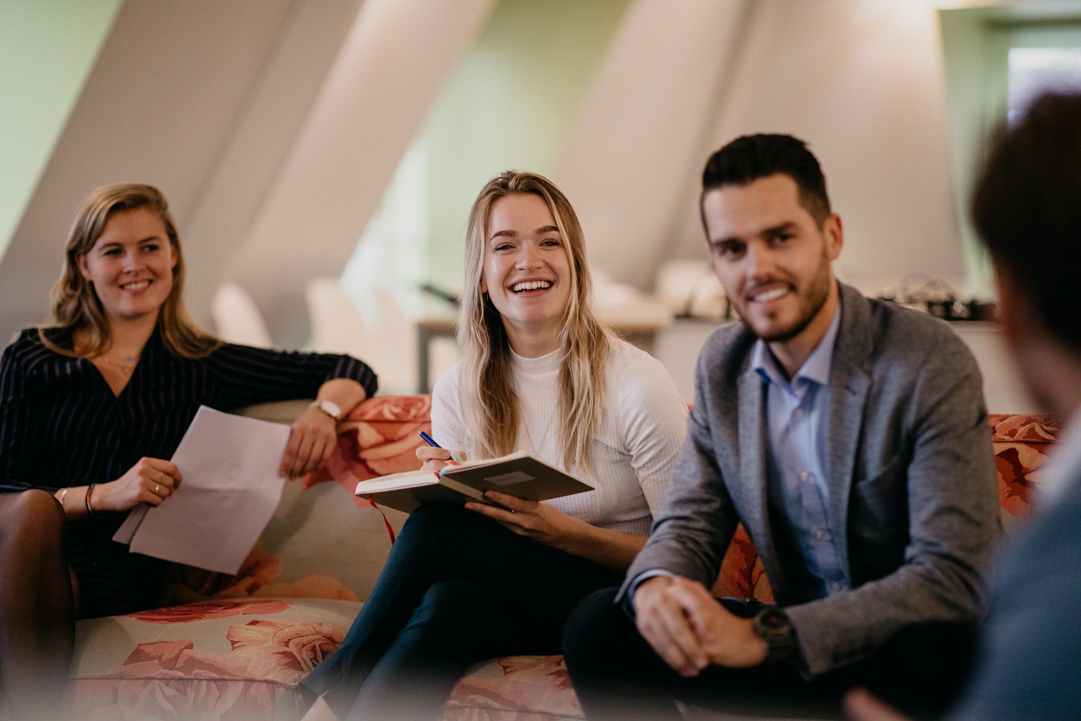 Waarom ORMIT de beste keuze is voor inhuur van young professionals